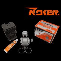 Поршневая 180  высоколегированная сталь к-кт поддон ( NOKER )