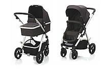 Детская коляска Fillikid Set Impala темно-серая