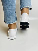 Ripka. Жіночі літні туфлі-балетки з перфорацією білого кольору. Туреччина. Розмір 36.37.38.39.40.Vellena, фото 5