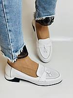 Ripka. Жіночі літні туфлі-балетки з перфорацією білого кольору. Туреччина. Розмір 36.37.38.39.40.Vellena, фото 10