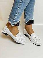 Ripka. Жіночі літні туфлі-балетки з перфорацією білого кольору. Туреччина. Розмір 36.37.38.39.40.Vellena, фото 9