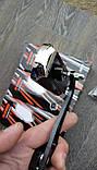 Велосипедне дзеркало алюмінієвий корпус, фото 7