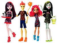 Куклы Monster High Ярмарка Монстров Ghoul Fair Mattel