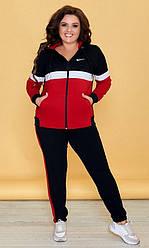 Спортивный костюм женский, батал  89188-3