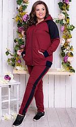 Спортивный костюм женский, батал  89189