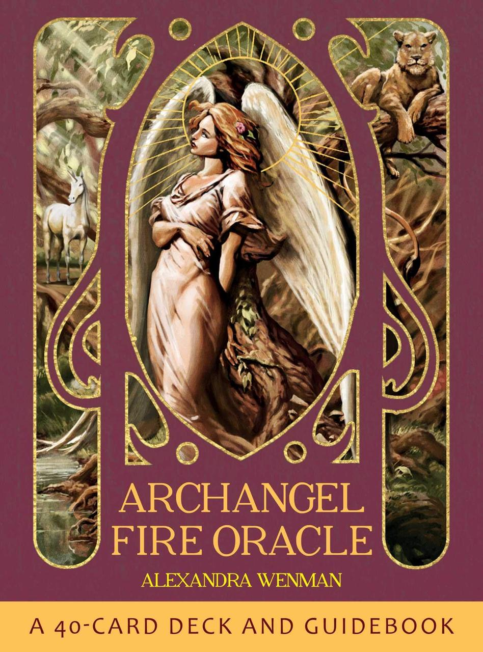Archangel Fire Oracle/ Оракул Вогненний Архангел