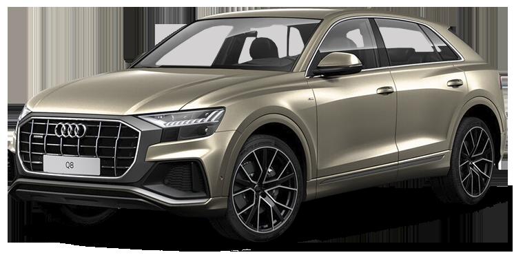 Багажник на крышу авто Кенгуру Audi Q8 2018-