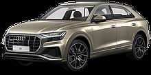 Багажник на дах авто Кенгуру Audi Q8 2018-