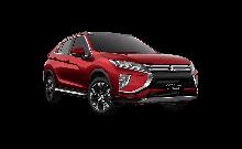 Багажник на дах авто Кенгуру Mitsubishi Eclipse Cross 2017-