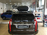 Багажник на крышу авто Кенгуру Mitsubishi Pajero Sport 3 2015-, фото 5