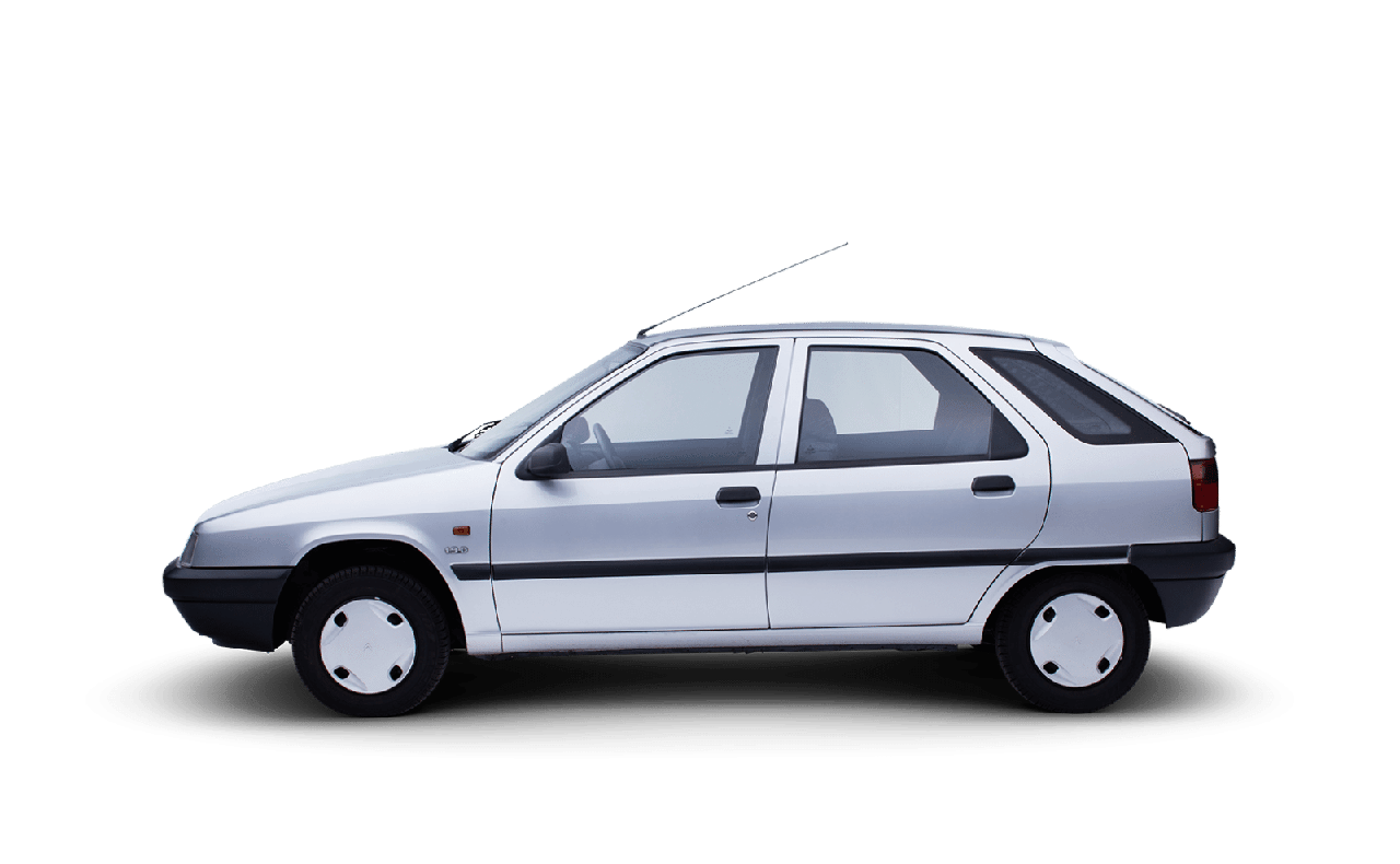 Багажник на крышу авто Citroen ZX (Ситроен ZX) 1991-1998 Десна-Авто А-125