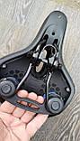 Велосипедное седло велоседло GEL, фото 3