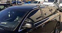 Багажник на крышу авто Кенгуру Audi A6 2004-2011