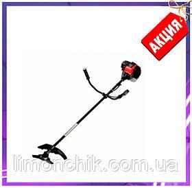 Бензокоса мотокоса Тайга БГ 3700 М3 3 ножа триммер для травы коса бензиновая садовая триммеры бензокосы