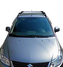 Багажник на крышу авто Кенгуру Suzuki SX4 на рейлинги