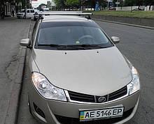 Багажник на крышу авто Кенгуру Zaz Forza