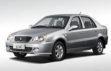 Багажник на крышу авто Geely CK (Джилли СК) Десна-Авто A-145