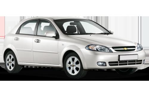 Багажник на крышу авто Chevrolet Lacetti (Шевроле Лачетти) Hatchback Кенгуру Кемел Аэро 130см