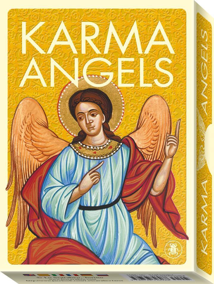 Karma Angels Oracle/ Оракул Ангелы Кармы