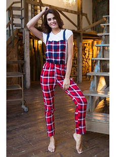 """Комбинезон """"Давина"""" 16257 L (16257 - Женская домашняя одежда)"""