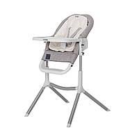 Детский Стульчик для кормления CARRELLO Indigo, Light Grey