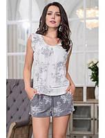 """Комплект """"Коллет"""" 6552 XS (6552 - Женская домашняя одежда)"""