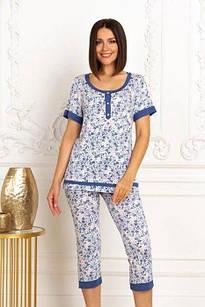 """Комплект с бриджами """"Emmi"""" 75110 XXL (Женская домашняя одежда)"""