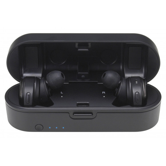 Беспроводные наушники Audio-Technica ATH-CKR7TWBK True Wireless