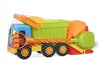 Набор для игры с песком - Самосвал, 9 деталей/ TM Same Toy, 1+, фото 1