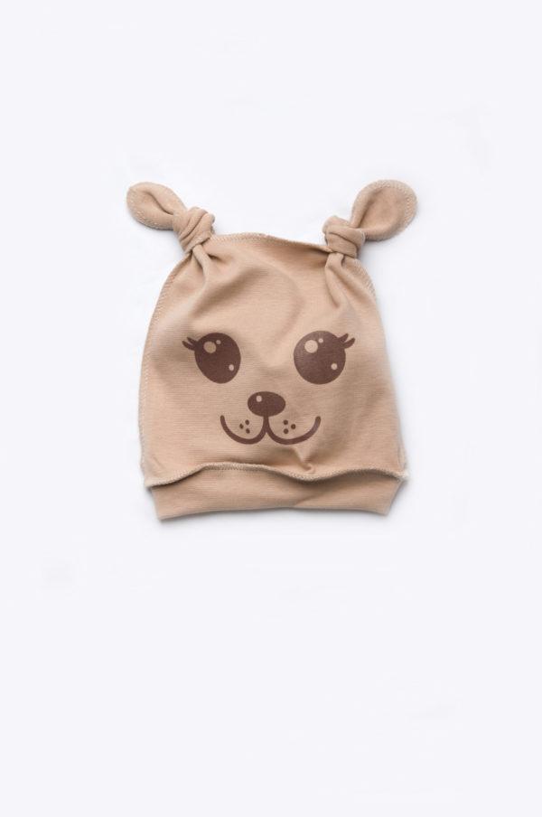 Шапочка для новонароджених ТМ Модний карапуз