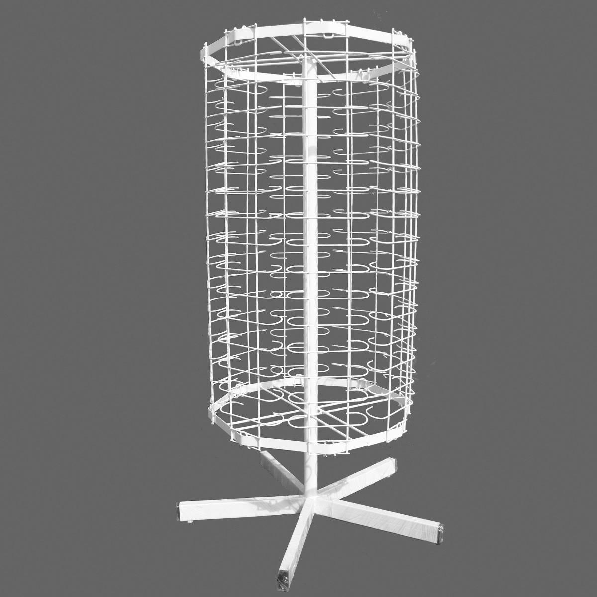 Металлическая настольная вертушка для продажи очков 60 мест от производителя