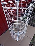 Настільна металева вертушка для продажу окулярів 90 місць від виробника, фото 5