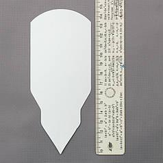 Табличка для маркировки растений 6,3x15 см