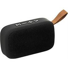 Колонка портативная Tablepro MG2-1 с FM-приемником и Bluetooth  (Black)