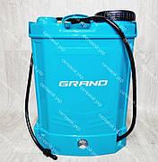 Акумуляторний обприскувач Grand AO-12, фото 2