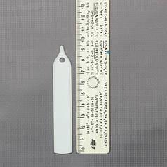 Табличка для растений 1.7x9 см, упаковка 100 шт