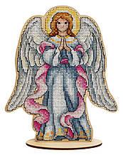 Набор для вышивания МП Студия Рождественский ангел О-027