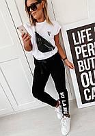 """Спортивний костюм жіночий молодіжний двунітка розміри S-XL """"MARGARET"""" купити недорого від прямого постачальника"""
