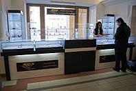 Витрины для бижутерии и ювелирных изделий