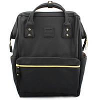 Стильная универсальная сумка рюкзак Himawari 193 для покупок, для мам, студентам, школьникам, фото 1