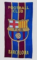 Махрово-велюрове пляжний рушник Барселона-1, 75*150, Туреччина