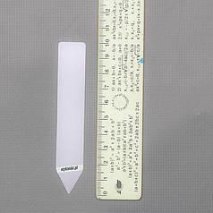 Табличка для маркировки растений 1.8x10 см, фиолетовая 100 шт