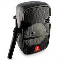 Портативная беспроводная колонка с микрофоном UKC HS-008BT