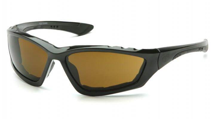 Спортивные очки Pyramex ACCURIST Coffee