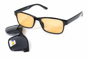 Антибликовые очки для вождения Global Vision DRIVER MAGNETIC