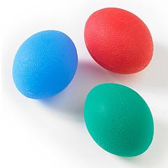 Силиконовый мяч для реабилитации кисти- Ersamed SL-517