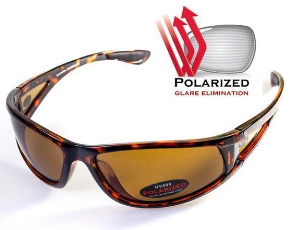 Поляризационные очки BluWater FLORIDA 3 Brown