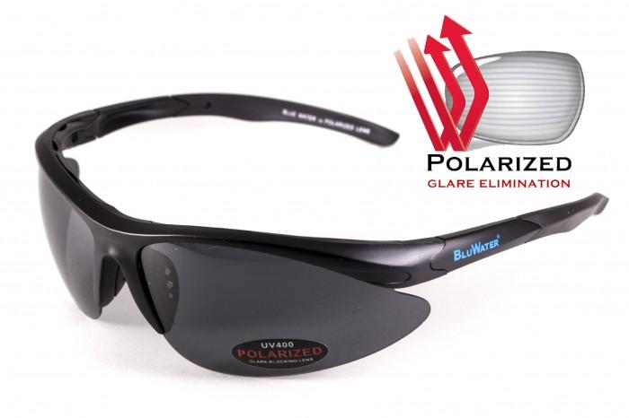 Поляризационные очки BluWater ISLANDERS 2 Gray