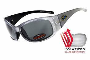 Женские солнцезащитные очки BluWater BISCAYENE Silver
