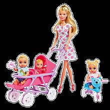 Лялька Steffi з дітьми Simba 5736350
